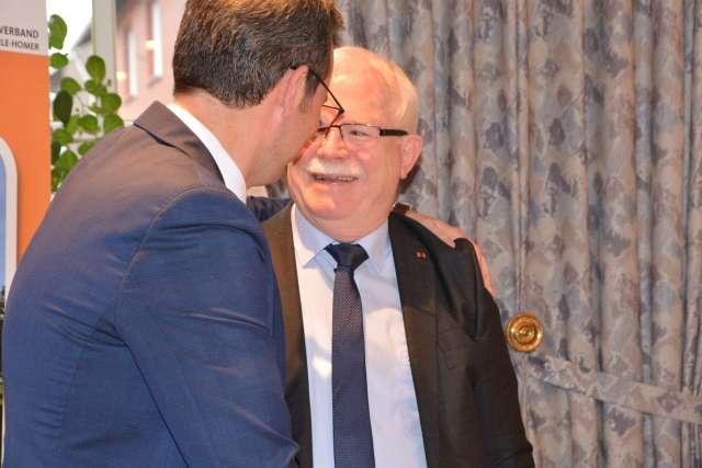Neuer Fraktionsvorsitzender CDU Raesfeld Bernhard Bölker (