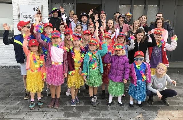 RRZ Kids in der Steurkanzlei vornholt Raesfeld