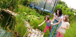 Gartenteiche fit machen für den Sommer