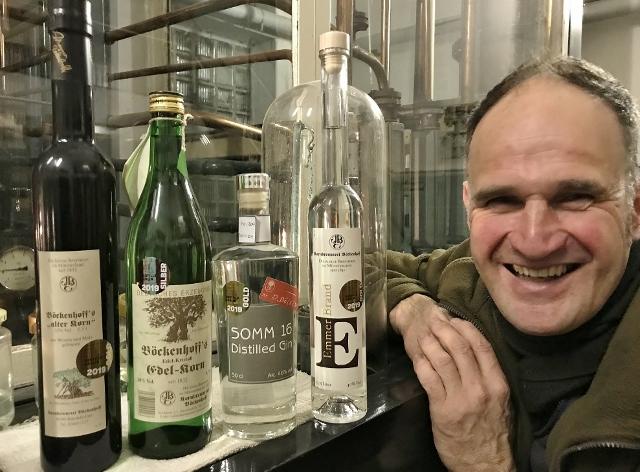 Korn und Gin von Dirk Böckenhoff Dorsten und Erle