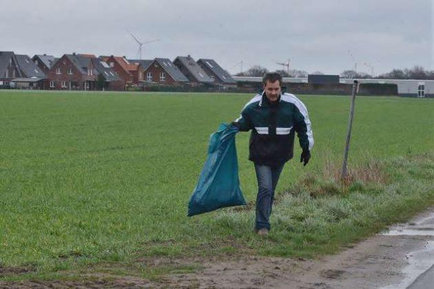 Aktion saubere Landschaft Raesfeld