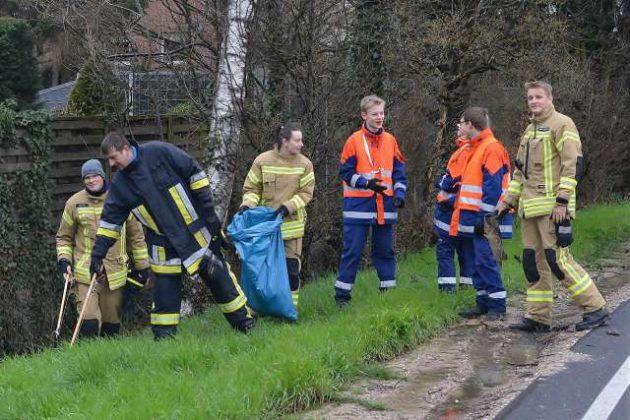 Aktion saubere Landschaft Gemeinde Raesfeld (9)