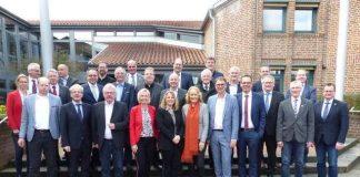 Bürgermeistertreffen Raesfeld 2019
