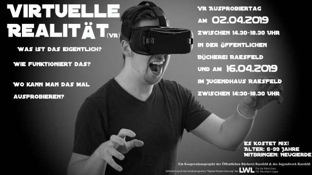 Virtual Reality-Raesfeld Tage
