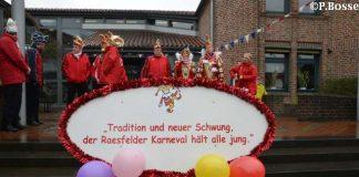 Rosenmontagsumzug Raesfeld 2019