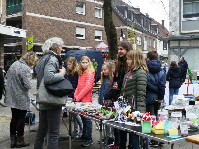1100 Euro für den Gnadenhof Rhede Mariengardener Schüler