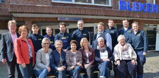 Das Team Firma Bleker Raesfeld