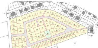 Grundstücksplan Stockbreede 2