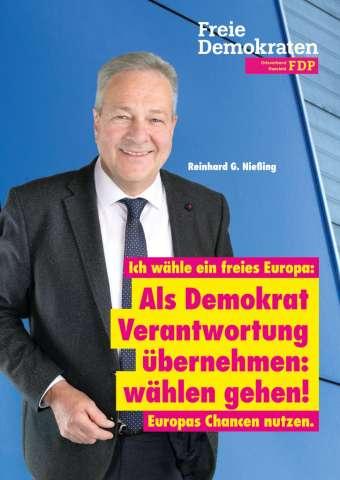 FDP Raesfeld Europawahl
