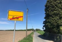 Schäpersweg in Raesfeld Erle