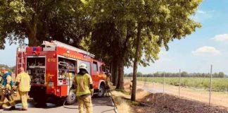 rockenheit nimmt zu Feuerwehr Raesfeld