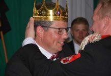 Ewald Grotendorst ist König (