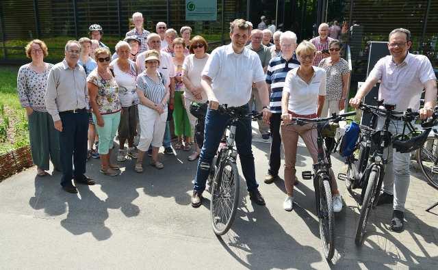Fahrradtour von Dorsten nach Raesfeld