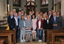 Goldkommunion 2019 Erle St. Silvester