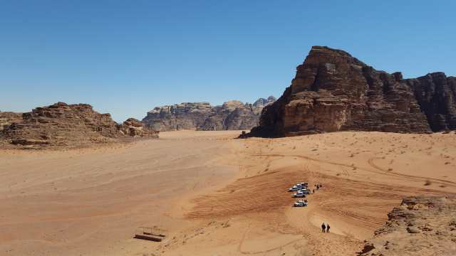 Studienreise nach Jordanien Raesfeld