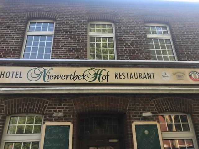 Erhalt Aelkeshof Raesfeld Untersuchung