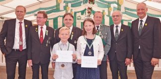 Ehrungen Schützenverein Raesfeld 2019