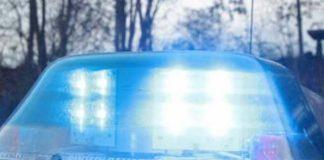 Blaulicht-Polizei