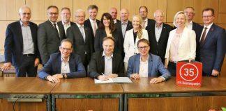 Bürgermeister im Kreis Borken