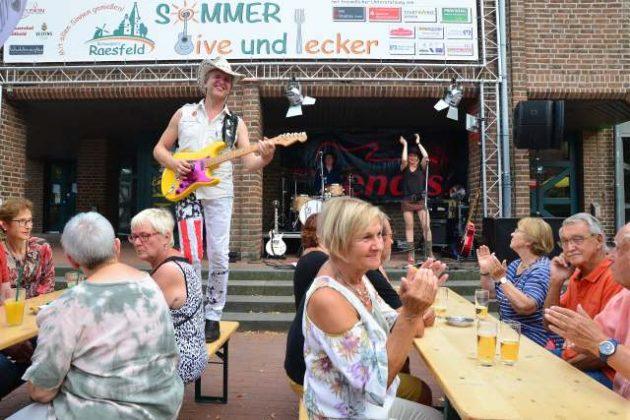 Live und lecker Raesfeld 2019 (
