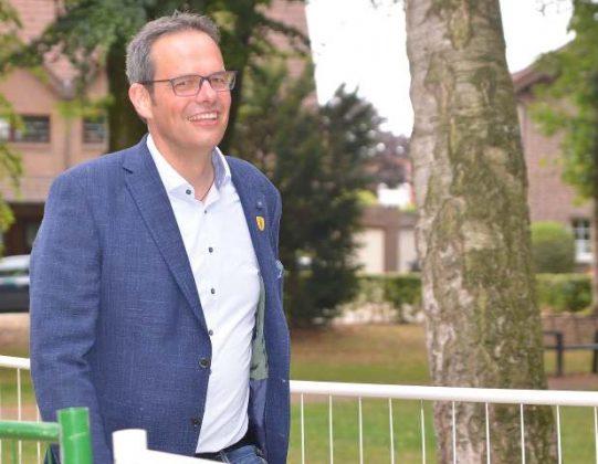 Schützenfest Raesfeld 2019 mit Michael Nattefort