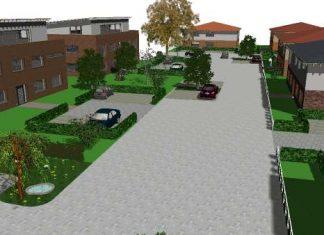 Neues Baugebiet Binsenweg in Raesfeld
