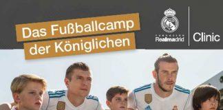 Fußballcamp Raesfeld mit Real Madrid