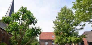 Aelkeshof wird abgerissen. Bürgerinitiative BI Raesfeld