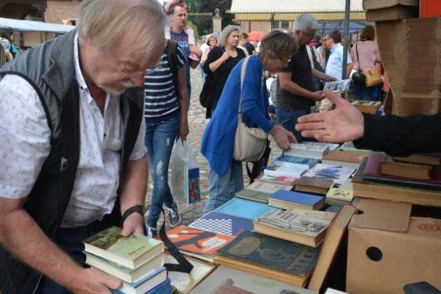 Rainer Heeke hatte wieder ein Kostbarkeit im Gepäck