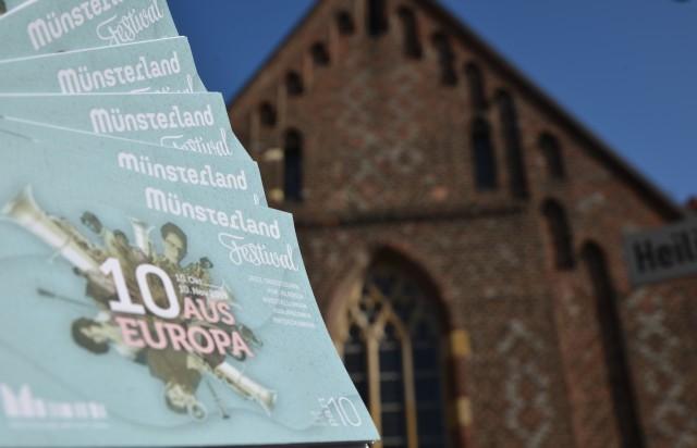 Münsterland Festival part 10 (Copyright: Stadt Borken)