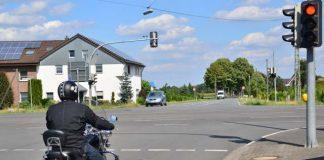 Lärm durch Motorradfahrer in Raesfeld und Erle