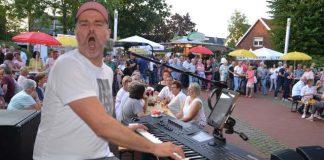 Live und lecker Raesfeld mit Thirty toes