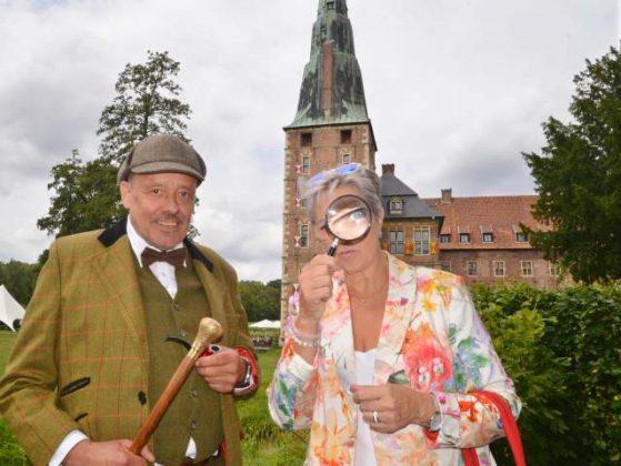 Reinhold van der Linde und Diana Brömmel OMR
