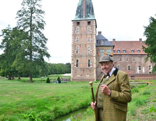Büchermarkt Schloss Raesfeld 2019