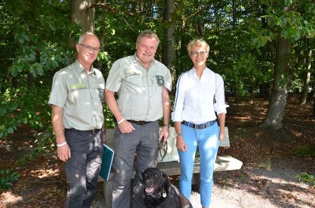 Dorothe Feller Naturpark Ho