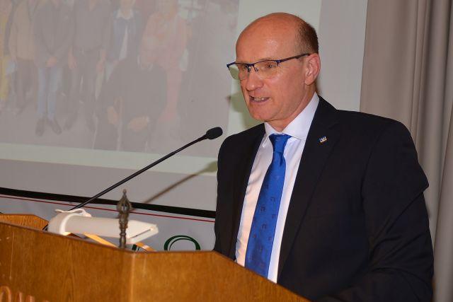 Vorstand Ralf Steiger Volksbank Erle