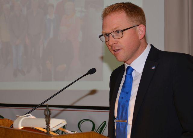 vorsitzender Volksbank Michael Weddeling