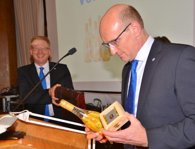 Generalversammlung Volksbank Erle 2019