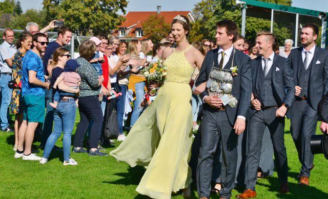 Königliche Parade Junggesellenschützen Raesfeld 2019