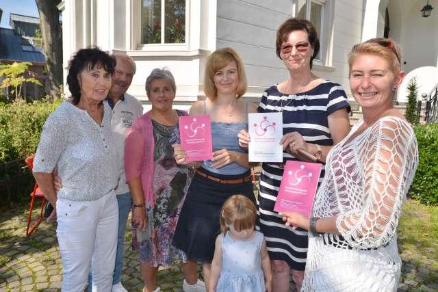Birgit Bürgel Gründerin der Selbsthilfegruppe Fibromyalgie Raesfeld