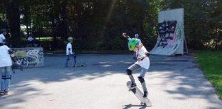 Skaterworkshop Raesfeld