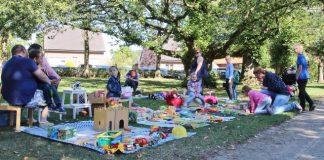 Spielzeugmarkt Kita St. Silvester Erle 2019