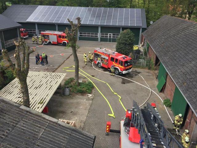 Technische Rettung Feuerwehr Raesfeld