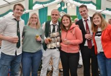 Thronfoto Junggesellenschützenfest 2019