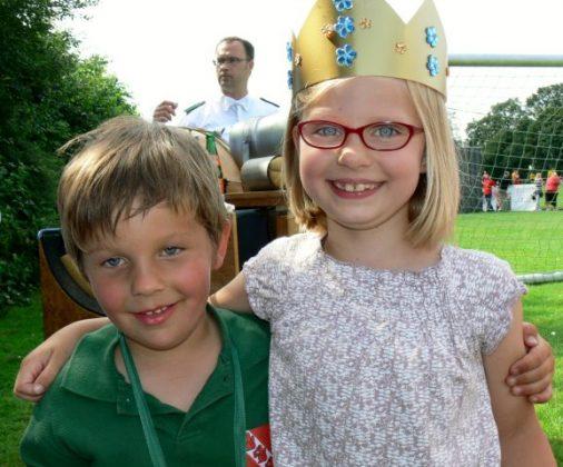 Kinderschuetzenfest Erle 2012_Erle_