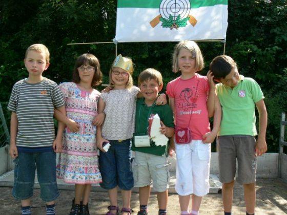 Kinderschützenfest Erle 2012