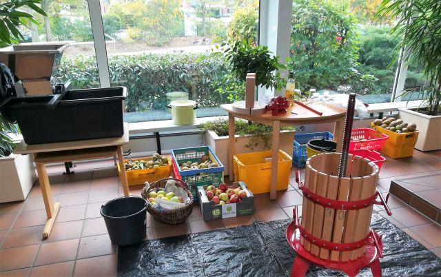 Herbstfest beim Heimatverein Erle