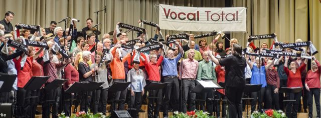 Jubiläum Vocal total Borken