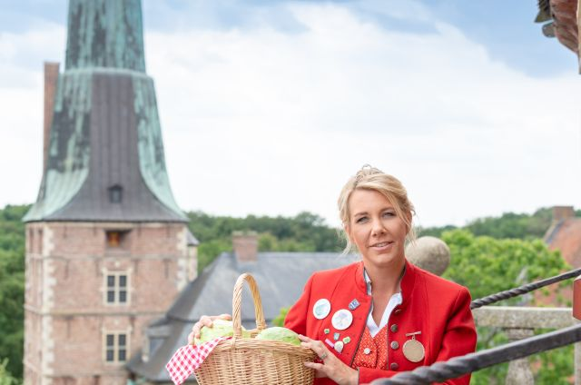 Kappeskönigin Raesfeld Nadine 2019