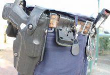 Polizei Schusswaffe